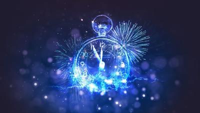 New Year art