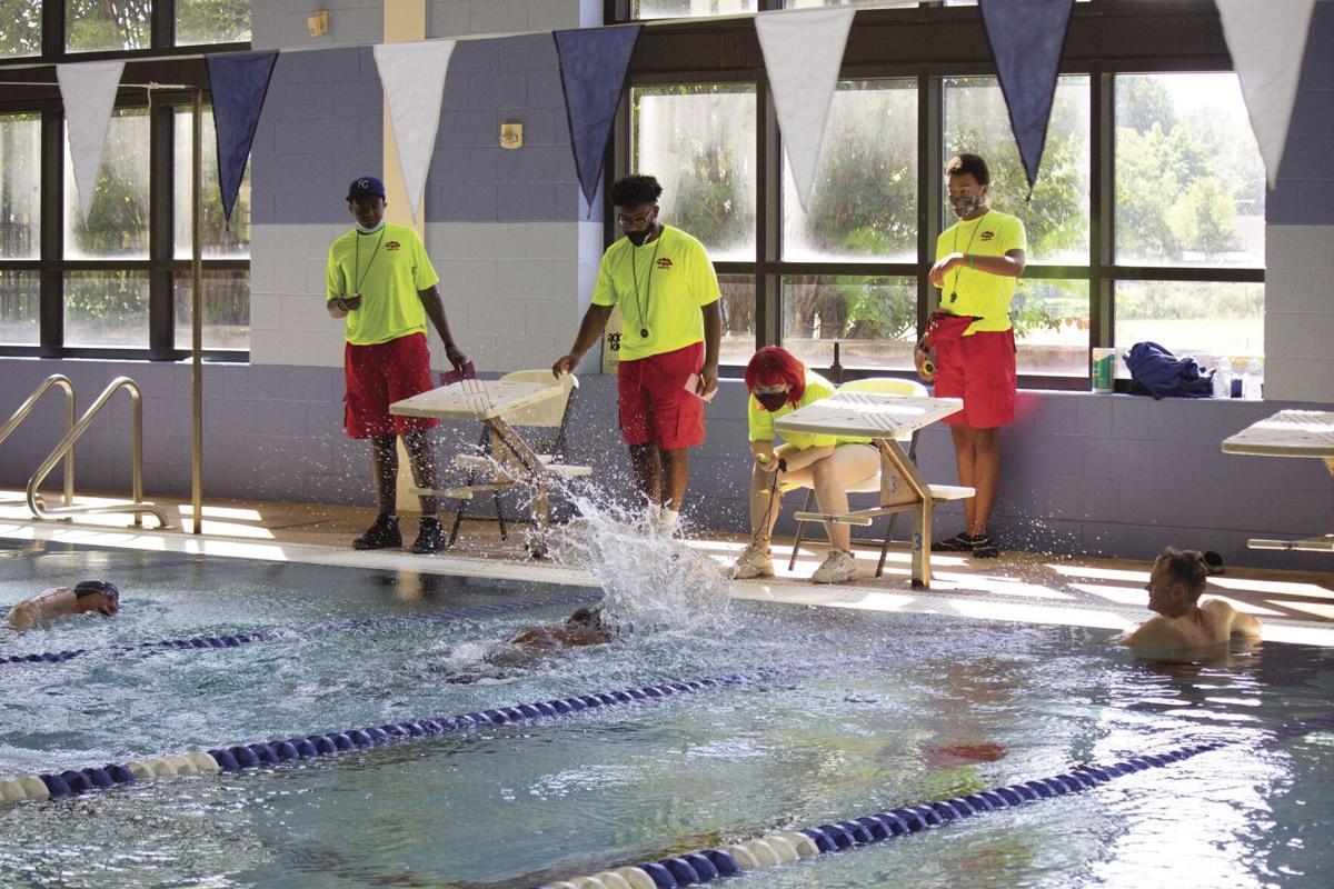 Memphis District Senior Olympics have begun
