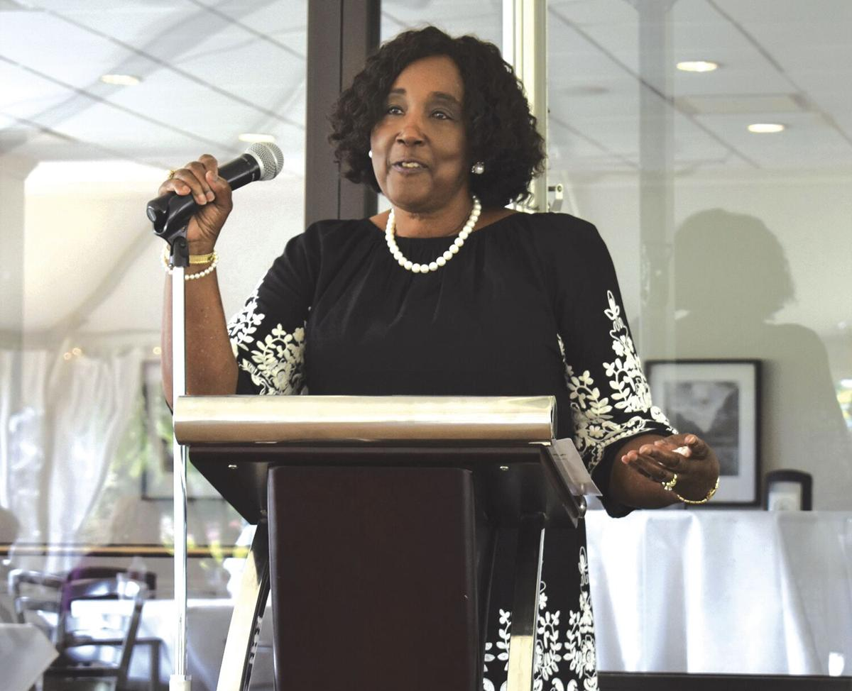 East Memphis Rotary Club honor local nonprofit, Families Matter.