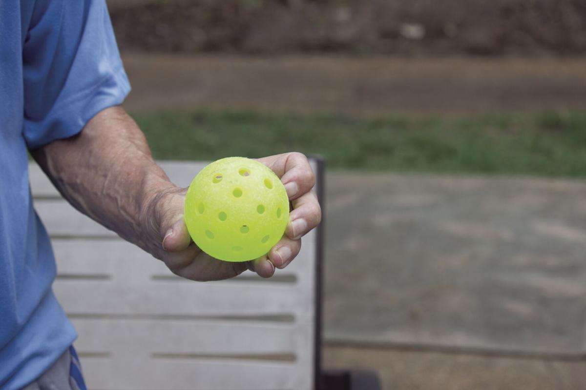 pickle ball ball