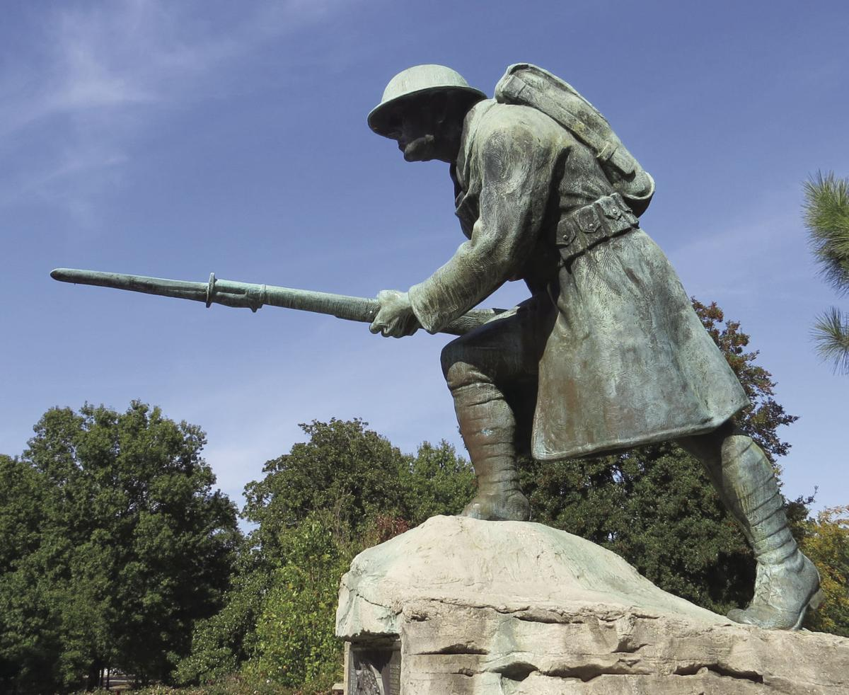 Observe Veterans Day
