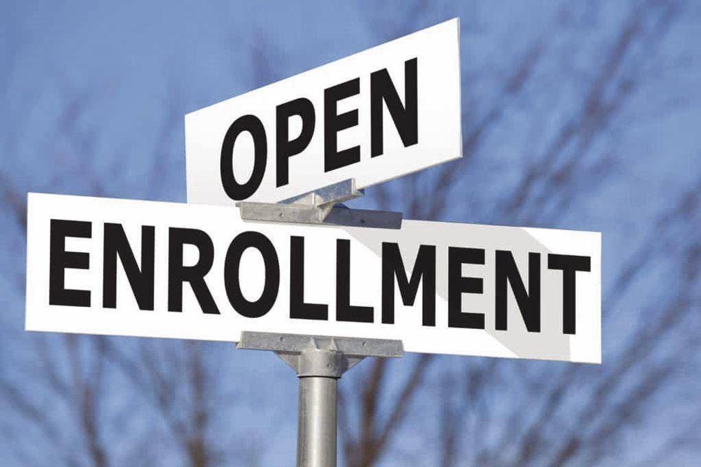 Open enrollment period for Medicare