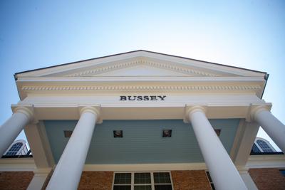 ANCRC grant revitalizes SAU's historic Bussey Hall