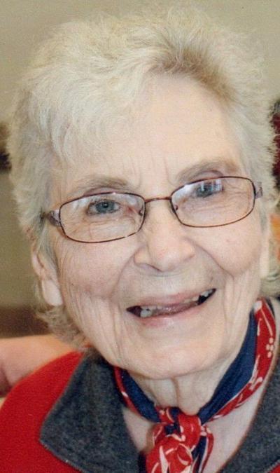Imogene Ethel (Evans) Linn