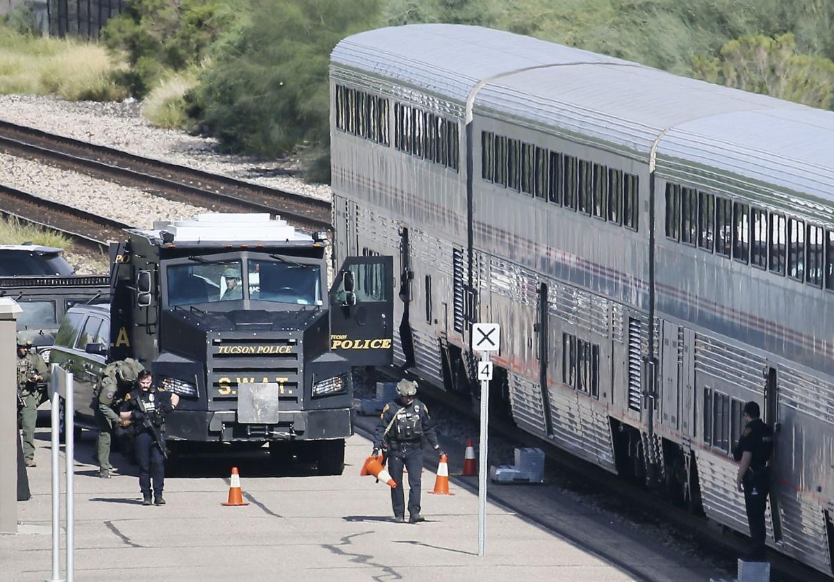 Amtrak Shooting Arizona