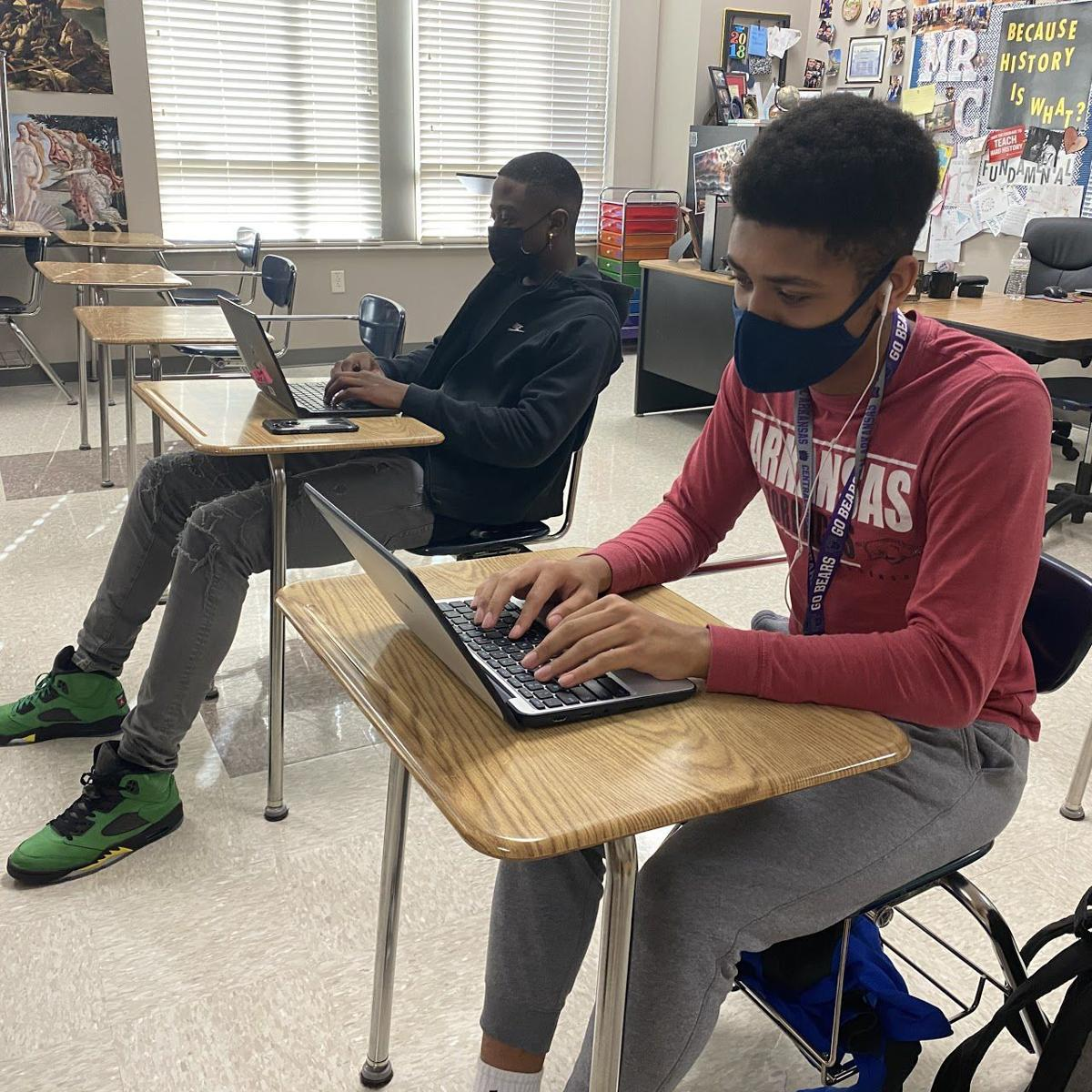 Conway High School students launch virtual Black History Museum 1