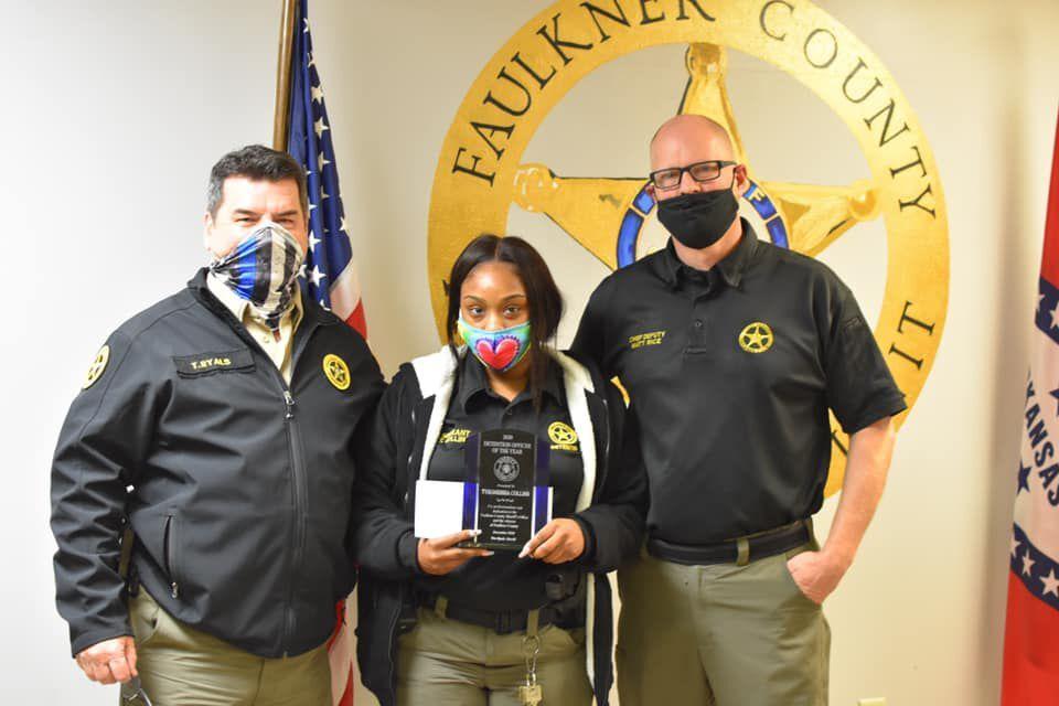 Sheriff's office names six 2020 award winners