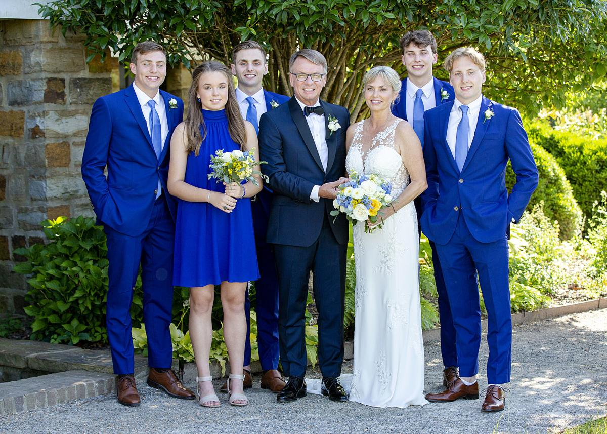 Heye-Townsell wedding