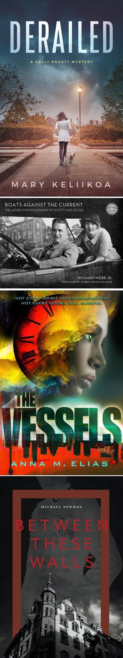 BookBites: A Reading Potpourri of Fiction, Nonfiction and Spiritual