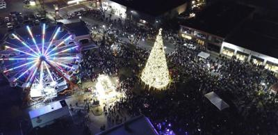 Large turnout expected to watch city 'Illuminate' tree