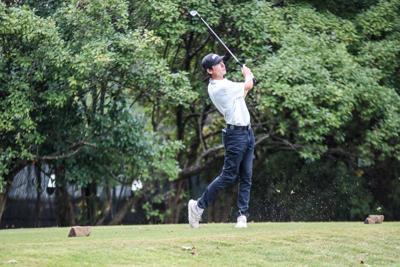 UCA Golf photo