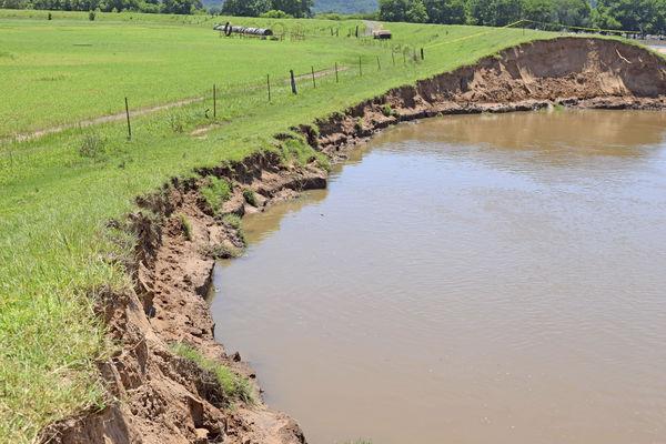 Permanent levee repairs coming this year