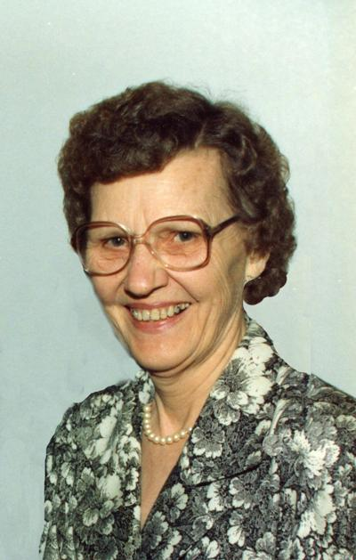 Albia Pauline Williams