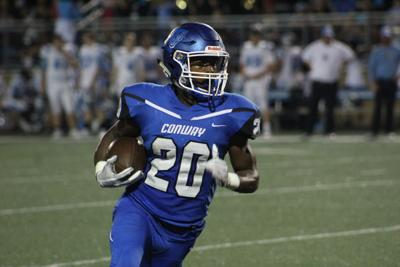 Conway, Bentonville West square off for third straight time in 7A State Playoffs
