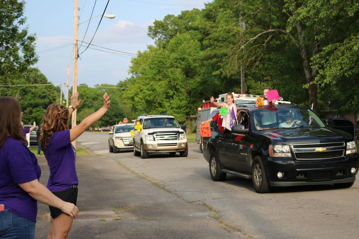 St. Joe parade 1