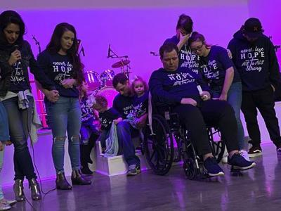 Conway family overwhelmed with support during fundraising benefit