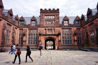 FILE - NJ Princeton student 3-10-2016