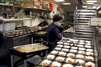 FILE - Illinois, restaurant, Virus Outbreak Chefs For America