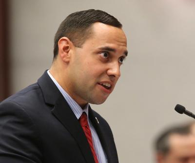 FILE - Florida Rep. Bryan Avila
