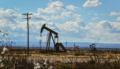 FILE - New Mexico Oil