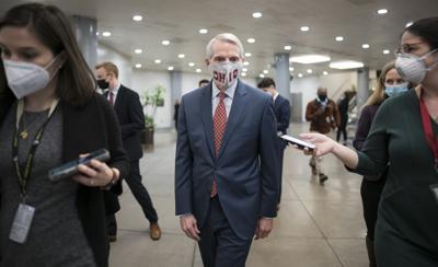 File-U.S. Sen. Rob Portman