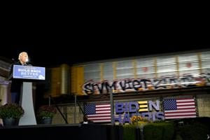 Republicans want to know whether Amtrak gave any perks to Biden