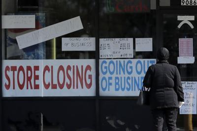 FILE - Virus Outbreak Illinois Unemployment