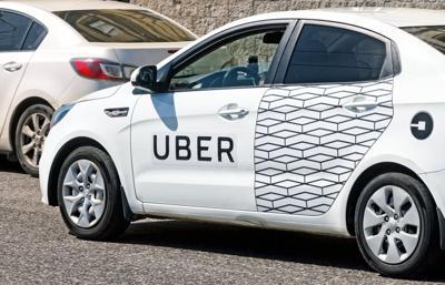 FILE - Uber
