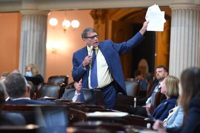 File-Ohio State Rep. Bill Seitz