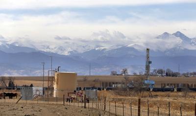 FILE - Oil and Gas Colorado