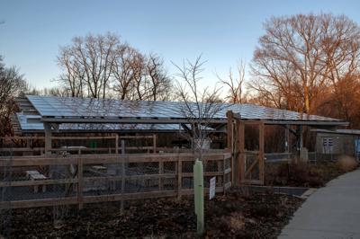 FILE - PA solar panels 2-9-2019