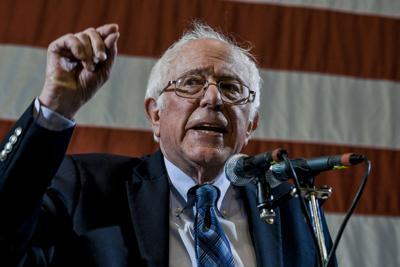 FILE - Bernie Sanders