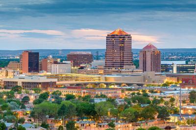 Albuquerque New,Mexico