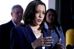 VP Harris visits U.S.-Mexico border as illegal immigration surge continues