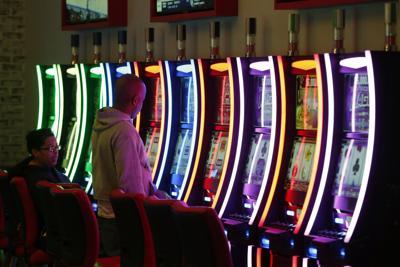 FILE - Casino Gambling Virginia