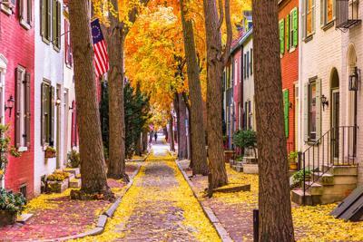 FILE - Pennsylvania homes