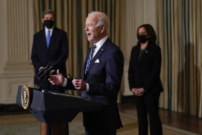 Biden Climate Orders