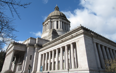 FILE –Olympia capitol building