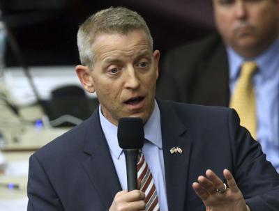 FILE - Florida Rep. Paul Renner