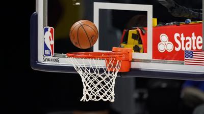 FILE - NBA Basketball