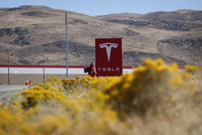 Tesla Gigafactory in Nevada