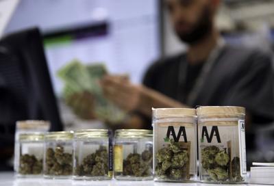 FILE - marijuana
