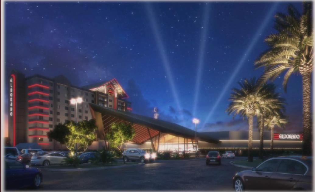 new casino near baton rouge