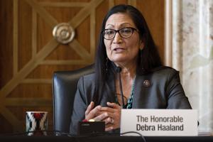 Senate confirms Deb Haaland of New Mexico as Interior secretary