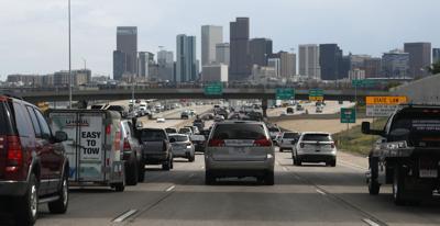 FILE - Colorado Interstate 25