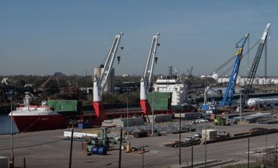 FILE - Port Houston