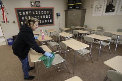 File-Ohio Schools COVID-19