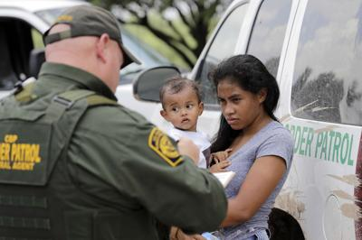 FILE - Illegal Immigration