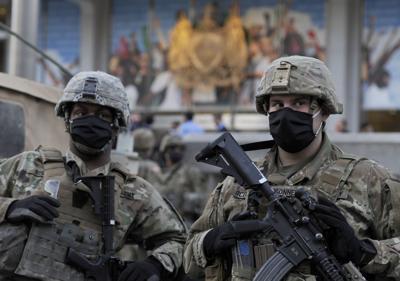 FILE - Pennsylvania National Guard