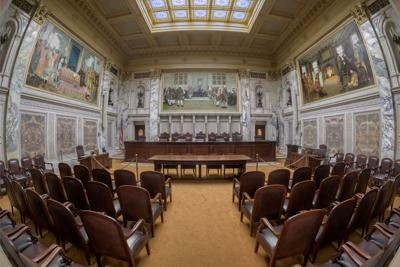 FILE - Wisconsin State Supreme Court